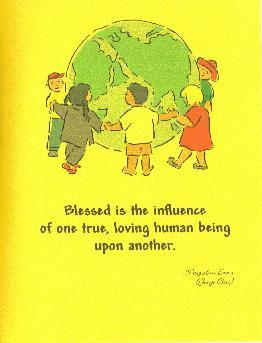 Blessed is the influence